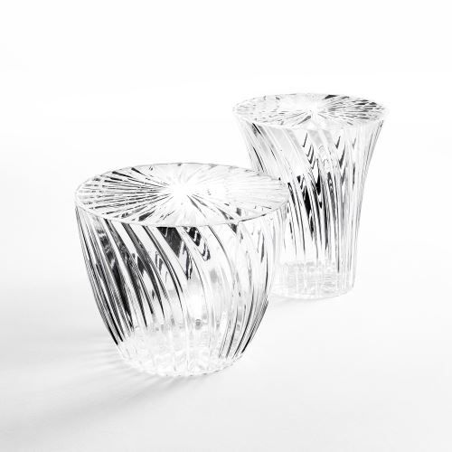 sparkle stool and table #kartell #burovorm