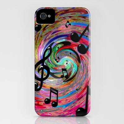 Musical iPhone case #loveit