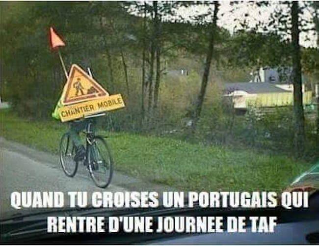 5. Fin de journée Quand un portugais rentre du boulot… - Advertisement -