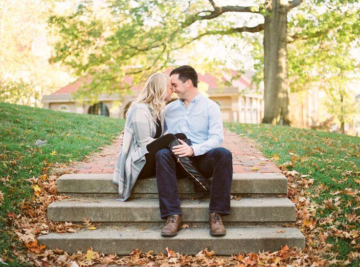 Ohio University Engagement Session, Athens Ohio, Wedding Photographers, Henry Photography