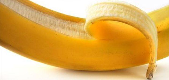Банановая кожура лечит от прыщей - http://pixel.in.ua/archives/19473