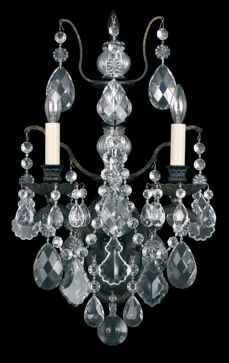 783 best products images on pinterest swarovski ceiling lamps and schonbek 5766 bordeaux 9 inch wall sconce arubaitofo Image collections
