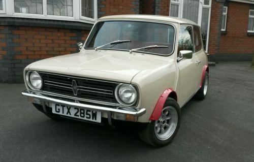 Classic Mini Clubman 1100 12 months MOT. in Cars, Motorcycles & Vehicles, Classic Cars, Mini | eBay