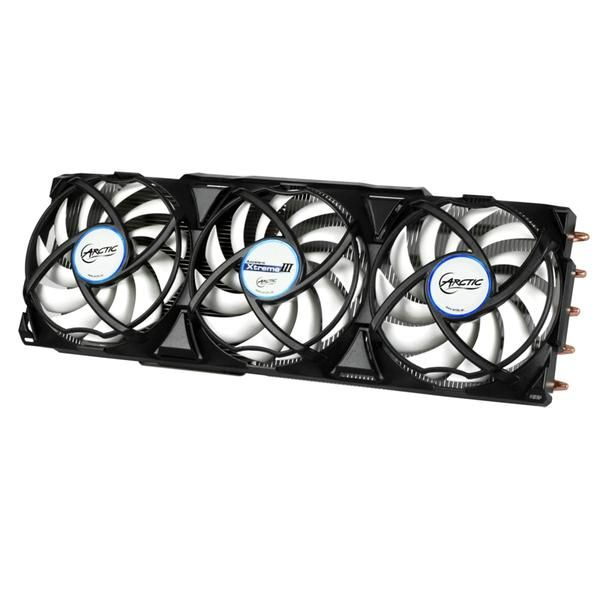 Arctic Accelero Xtreme III Video Graphics Card Cooler for GTX 1080 .