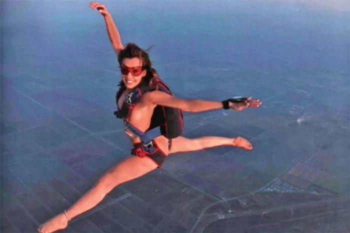 Spor hayatımızın bir parçası. İşte Skydiving de sporun ilginç dallarından biri.