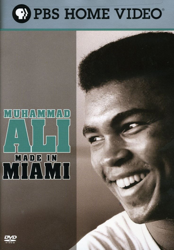Cassius Clay was a nobody when he came to Miami in 1960. He left as one of boxing biggest legends, Muhammad Ali. This documentary explores the role of Miami in Ali's transformation--with its rich blac
