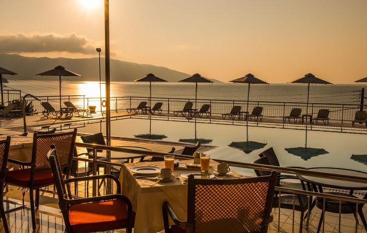 Mnistires restaurant @odysseyhotel, Kefalonia