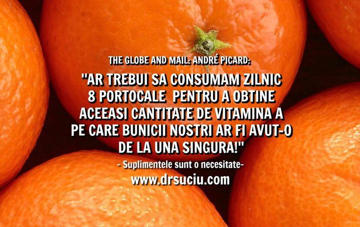 Photo Portocalele au o valoare nutritiva mult mai scazuta - drsuciu