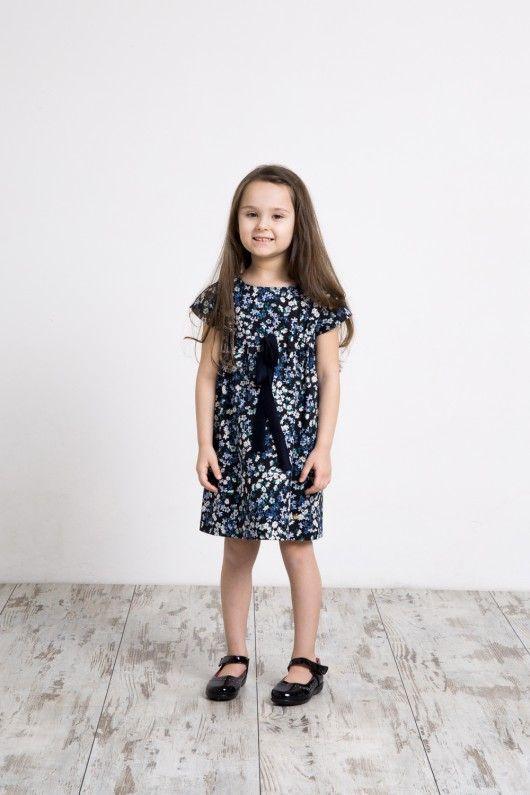 dziewczynka - moda - sukienki-Sukienka CAMILLA