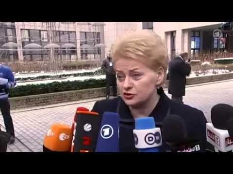 EU-Gipfel: Außenminister sollen Einigung zu Syrien-Embargo finden Marion von Haaren ARD Brüssel