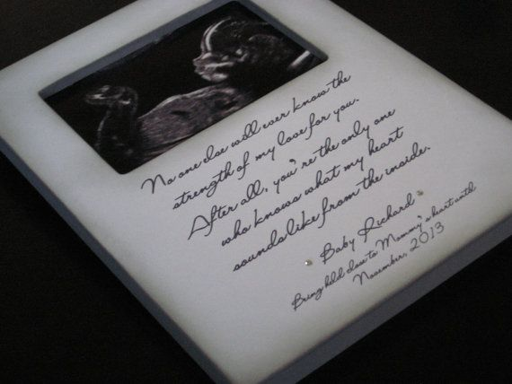 Hey, I found this really awesome Etsy listing at http://www.etsy.com/listing/156048739/personalized-new-baby-ultrasound-picture