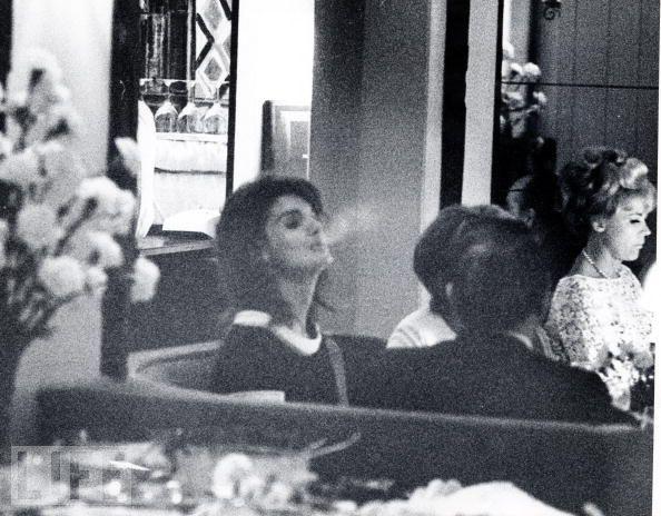 Jackie kennedy smoking jackie o pinterest posts for Jackie o house vaucluse