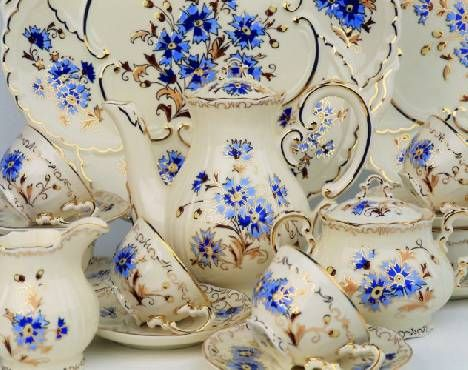 the famous Zsolnay porcelain