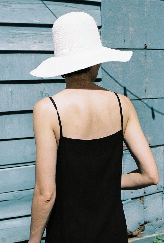 Clyde Panama Hat