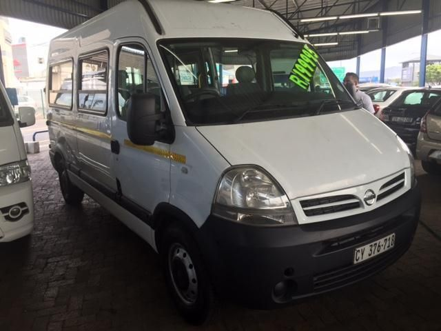 2008 Nissan Interstar 2.5 dCi 16 seater for sale!!