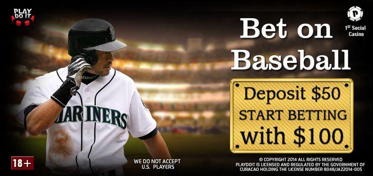 Enjoy baseball betting