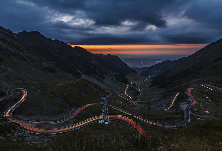 The Transfăgărășan by Tony Goran on 500px