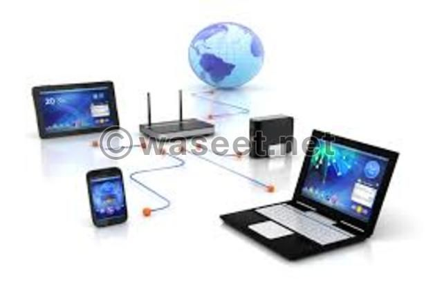 Sports city home internet router setup services in Dubai | Computers and Tablets | Networking & Communication | Dubai | UAE