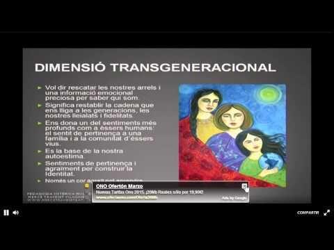 Mercè Traveset - Pedagogia sistemica