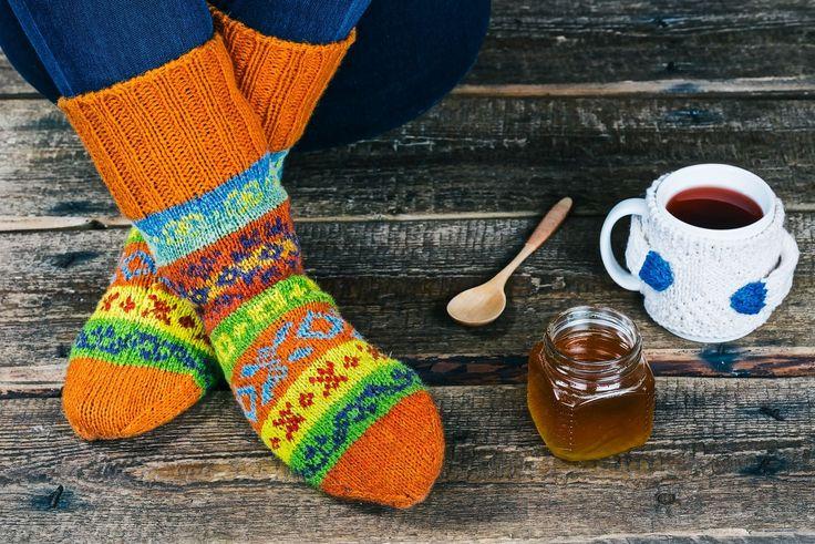 On ainakin viisi hyvää syytä rakastaa villasukkia | Kodin Kuvalehti