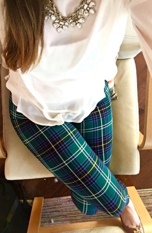 pineappleprep: My new favorite pants