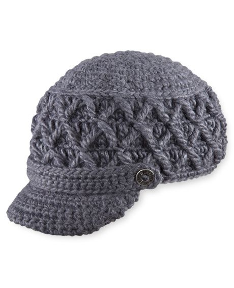 Gillian Pistil crochet hat, maybe I need to learn to crochet