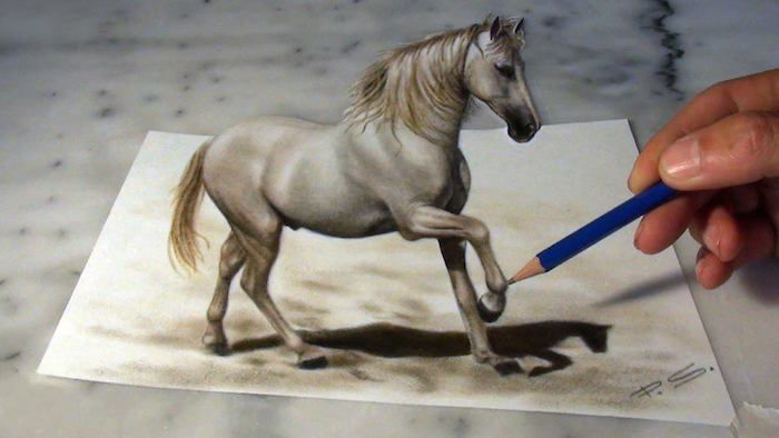 Artist Stefan Pabst skillfully recreates objects as remarkably realistic #3D drawings on flat surfaces. #art #drawing