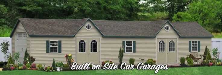 Wide car garages For sale