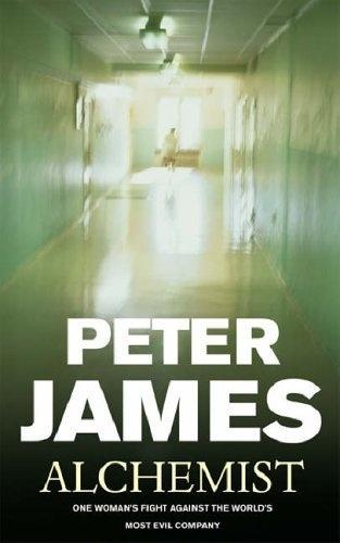 Alchemist by Peter James, http://www.amazon.co.uk/dp/0752817299/ref=cm_sw_r_pi_dp_8sy5qb0K0QH2C