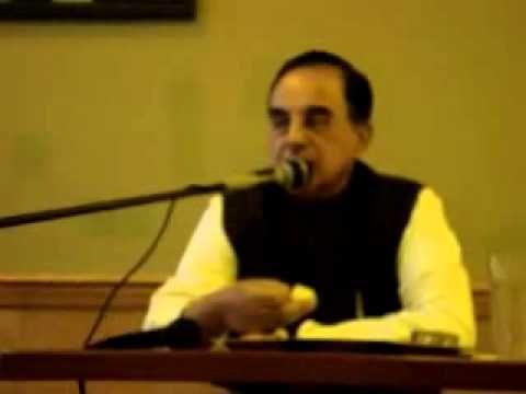 Sonia Gandhi blackmailed Atal Bihari Vajpayee says Dr. Subramanian Swamy