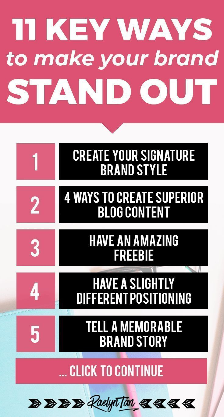 Boring Brand Here S 9 Tips To Make Your Brand Stand Out From The