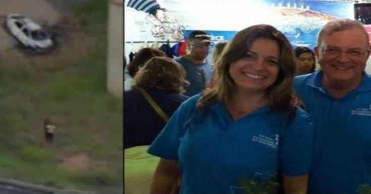 Ραγδαίες εξελίξεις! Συνελήφθη η σύζυγος του Έλληνα πρέσβη στην Βραζιλία – Ταυτοποιήθηκε το πτώμα του Κυριάκου Αμοιρίδη Crazynews.gr