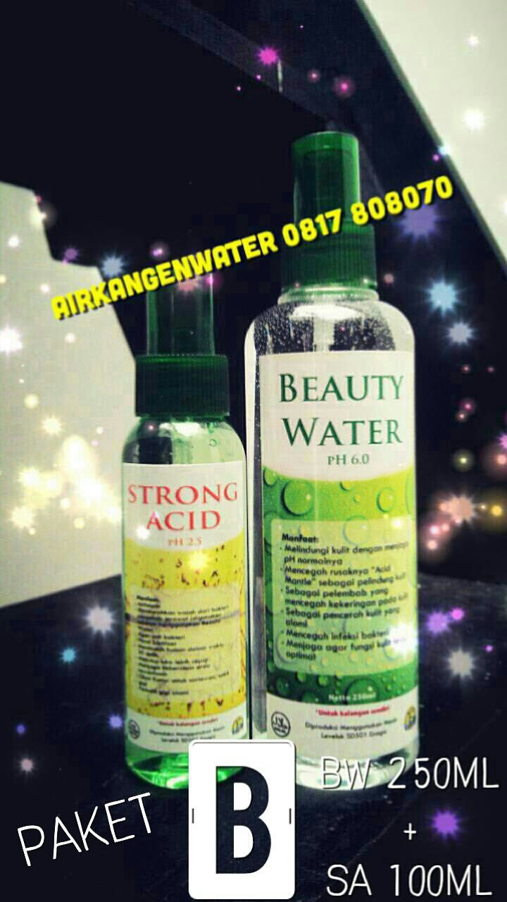 Hub. Ibu RA Dewi W. Kartika 0817808070(XL), Kangen Beauty Water Untuk Jerawat, Jual Beauty Water, Beauty Water Spray, Lombok, Manado, Ambon, Papua