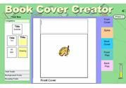Creating your own book cover....How exciting this could be for students!!
