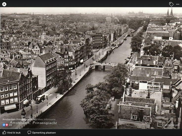 Pin op Amsterdam Nostalgie.