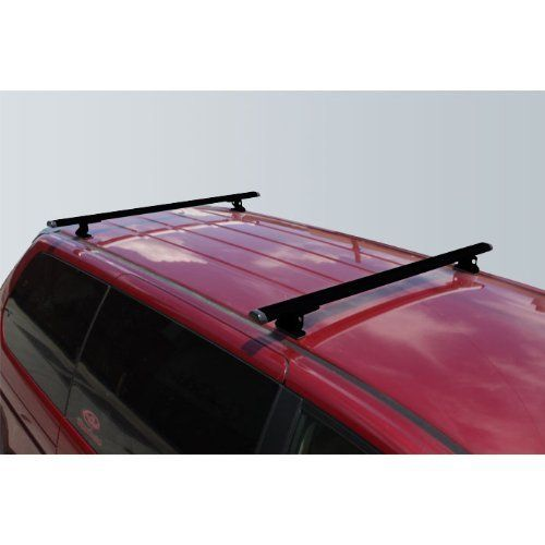Vantech Universal J1000 Ladder roof van rack system 60 bars * Click image to review more details.
