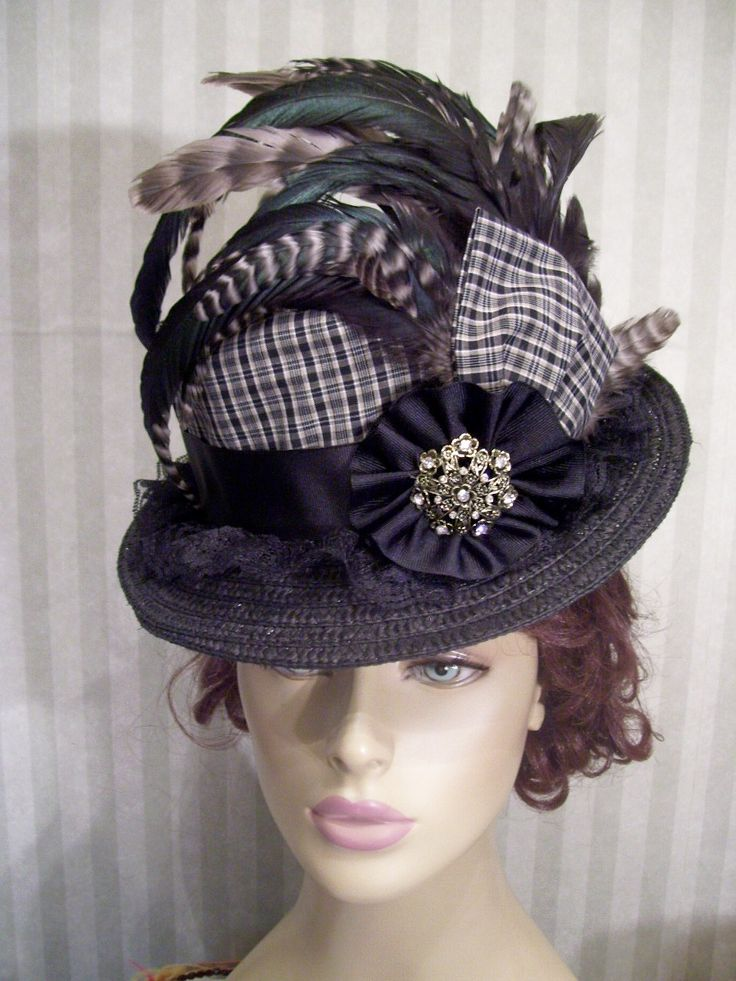 ladies victorian hats -#main