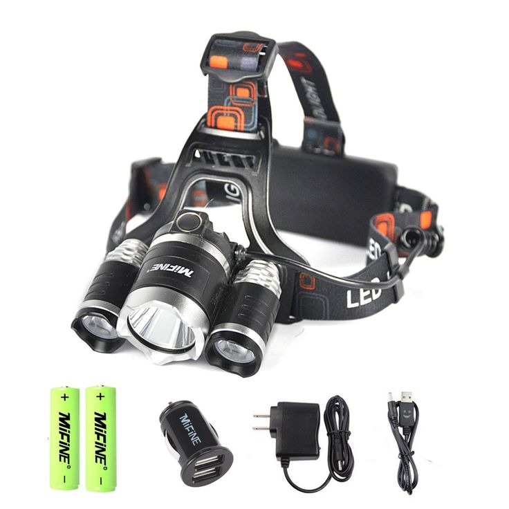 Mifine Waterproof LED Headlamp Headlight >>> Check this awesome product by going to the link at the image.