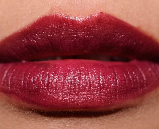 chanel indemodable rouge allure lipstick review photos swatches