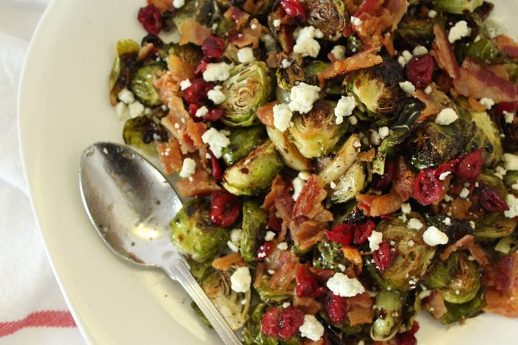 Chrissy Teigen's recipe for Brussels sprouts with balsamic glaze is one of the best sprouts recipes I've ever had.