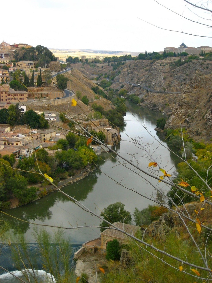 Toledo, Spain.  An AMAZING place!!!