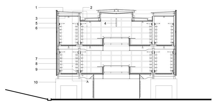 Galeria de Biblioteca Central da PUC Campinas / Piratininga Arquitetos Associados - 12