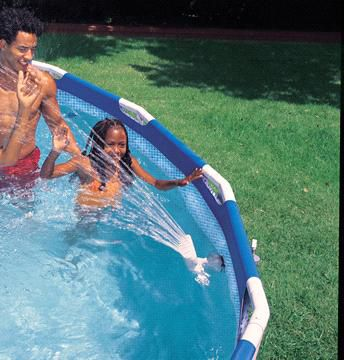 Find This Intex 58945 Pool Sprayer For The Pool