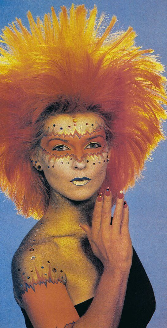Toyah Willcox September 1981 Joe Bangay session