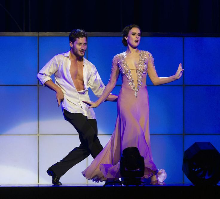 DWTS Live Tour! 2015 / Rumer and Val