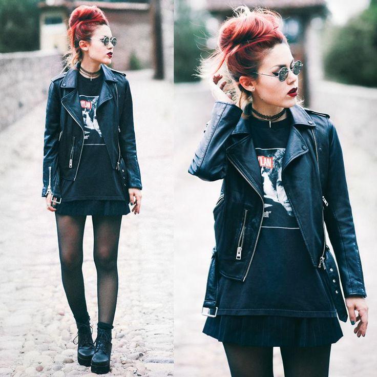 My Trip, Girl Style, Fashion Ideas, Le Happy, Cusco, Grunge, Punk, Winter