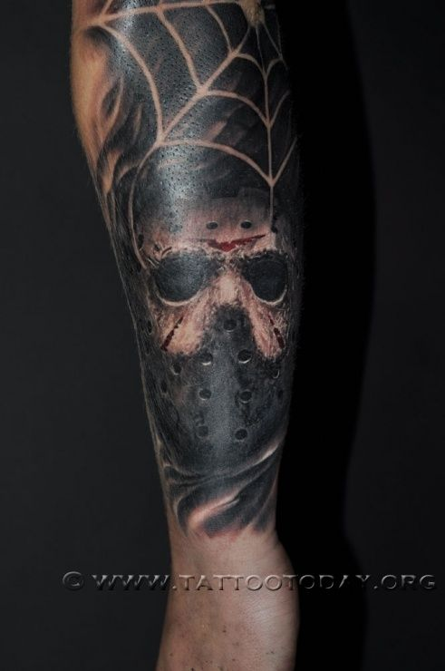 158 best horror art photo tattoo images on pinterest horror films horror movies and scary. Black Bedroom Furniture Sets. Home Design Ideas