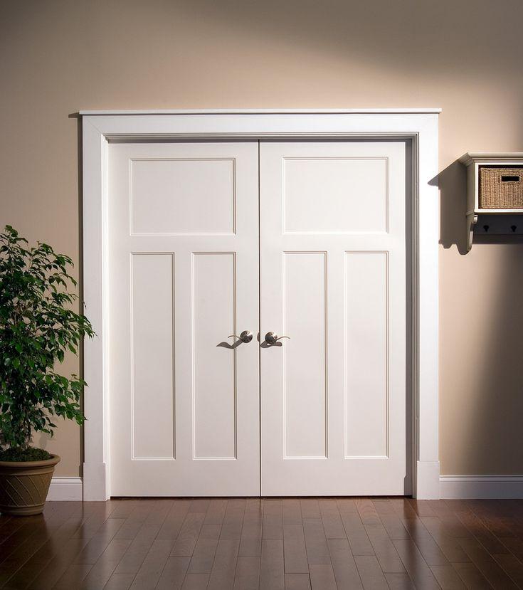 Good Craftsman Look For Interior Doors   Traditional   Interior Doors   Lynden  Door