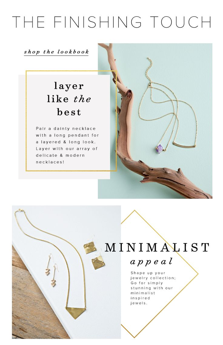 Francesca's: Shop The Spring Jewelry Lookbook | Milled