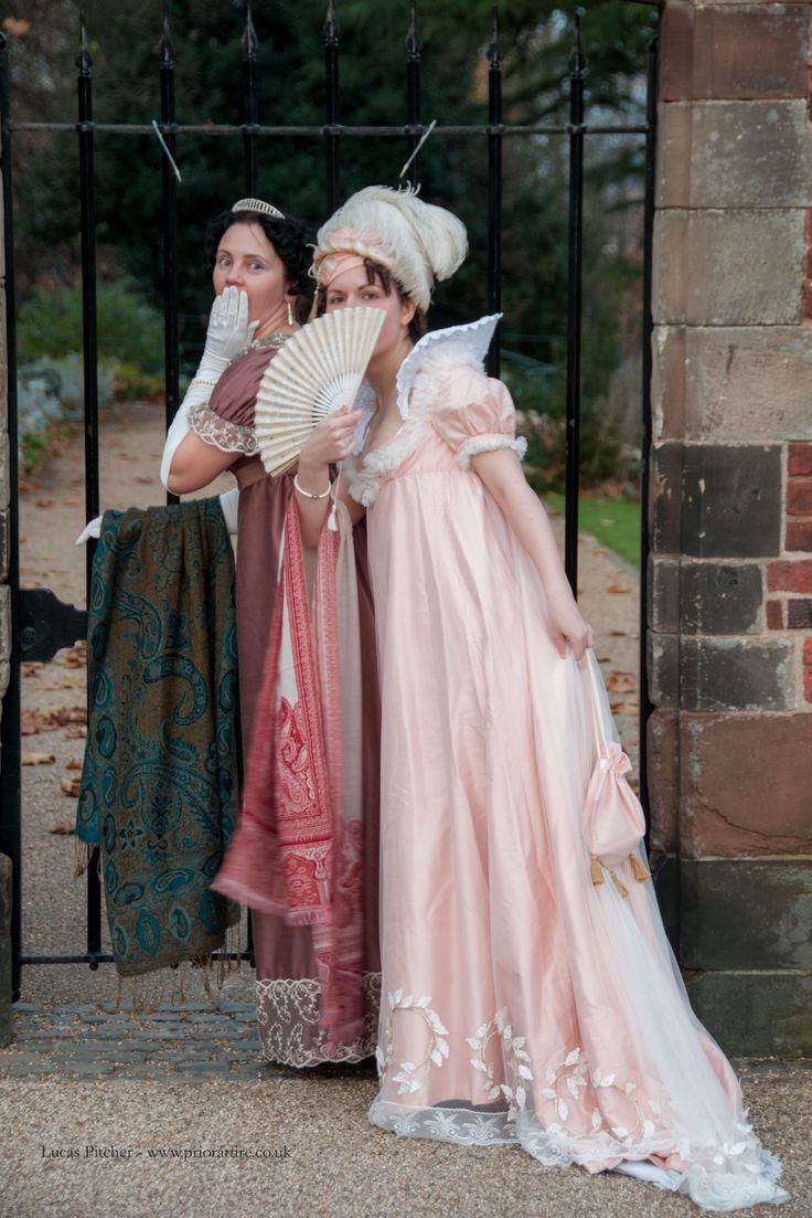 Regency fashion plate the secret dreamworld of a jane austen fan - Regency Christmas At Aston Dress Project And Event